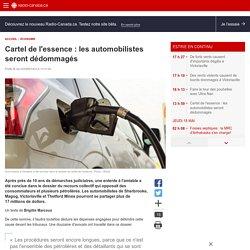 Cartel de l'essence : les automobilistes serontdédommagés