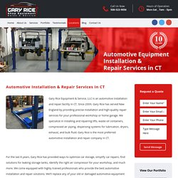 The Best Automotive Equipment Installers in CT