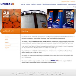 Automotive Lubricant Manufacturers