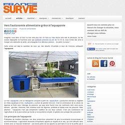 Vers l'autonomie alimentaire grâce à l'aquaponie - France Survie