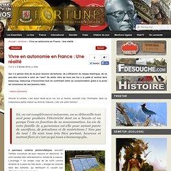Vivre en autonomie en France : Une réalité