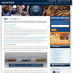 Autonomous Vehicle Design Challenges