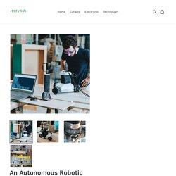 An Autonomous Robotic Machine Tool for Makers – itstylish
