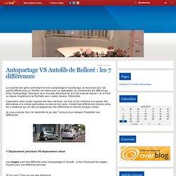 Autopartage VS Autolib de Bolloré : les 7 différences - le blog patchalavoiture