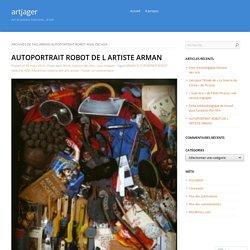 ARMAN AUTOPORTRAIT ROBOT ANALYSE HDA