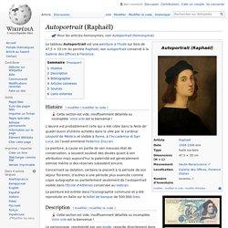 Autoportrait (Raphaël)