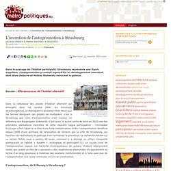 L'invention de l'autopromotion à Strasbourg