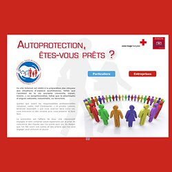 AUTOPROTECTION DU CITOYEN
