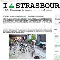 URGENT, Nouvel atelier d'autoréparation à Strasbourg recherche local !