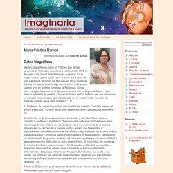 Autores: María Cristina Ramos - Imaginaria No. 175 - 1 de marzo de 2006