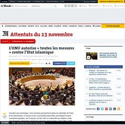 Le Conseil de sécurité de l'ONU appelle tous les pays à se joindre à la lutte contre l'EI