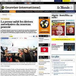 TUNISIE • La presse subit les dérives autoritaires du nouveau pouvoir
