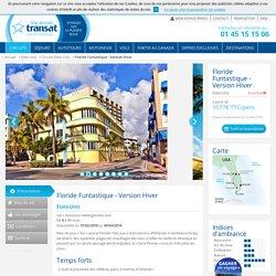 Autotour Floride Funtastique - Version Hiver voyages Etats-Unis