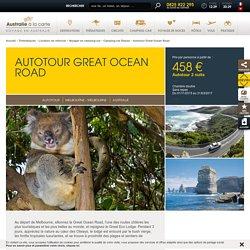Autotour Great Ocean Road - Autotour - Melbourne - Melbourne - Australie - Voyages Australie à la carte