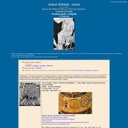 Autour d'Ariane : noces de Thétis et Pélée et Chant des Parques