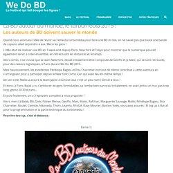La BD autour du monde, le turbomedia 2015 !