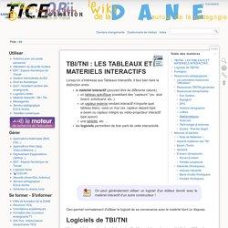 tni:tni [Autour du Numérique Éducatif - Le Wiki de la DANE de Lyon -]