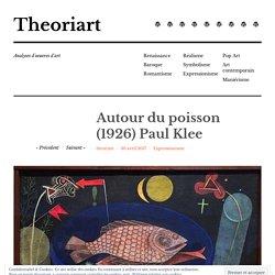 Autour du poisson (1926) Paul Klee – Theoriart
