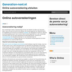Generationnext -about-