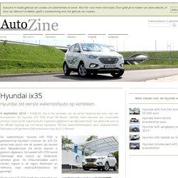 Autozine - Nieuws: Hyundai ix35