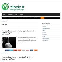 Blog zPhoto