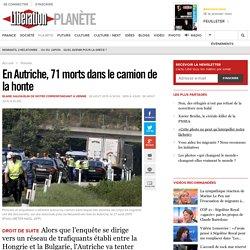 Autriche: 71 morts dans le camion de la honte