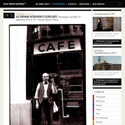 Les écrivains autrichiens et leurs cafés