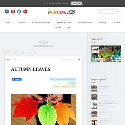 Missc added: AUTUMN LEAVES