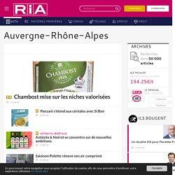 RIA ACTU Auvergne-Rhône-Alpes