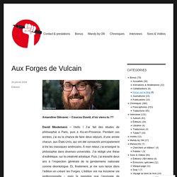 Aux Forges de Vulcain – Kroniques.com