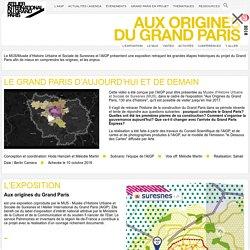 Aux origines du Grand Paris / Musée d'histoire urbaine et sociale de Suresnes