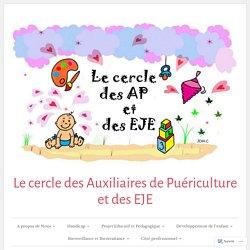 Mettre en place la Pédagogie Montessori dans une structure collective Petite Enfance – Le cercle des Auxiliaires de Puériculture et des EJE