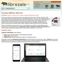 Auzolan digitala abian da « Librezale.eus