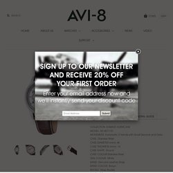 AV-4017-01 – AVI-8 Watches