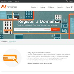 Domain Name Search Results