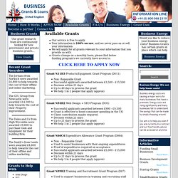 UK Business Grants and Funding Opportunities - Business Grants DirectUK Business Grants and Funding Opportunities – Business Grants Direct