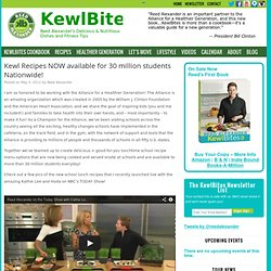 Healthy recipes by KewlBites