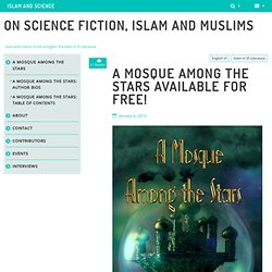 A Mosque Among The Stars available for free! | Islam and Science Fiction