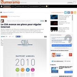 Le CSA avance ses pions pour réguler Internet