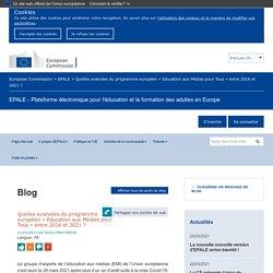 Quelles avancées du programme européen « Education aux Médias pour Tous » entre 2016 et 2021 ?