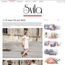 En avant l'été avec Arlette - Atelier Svila