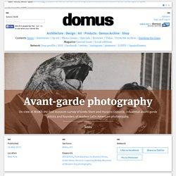 Avant-garde photography