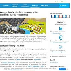 Avantage et inconvénient des énergies fossiles