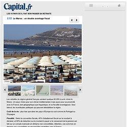 Le Maroc : un double avantage fiscal - Les 10 pays où il fait bon passer sa retraite