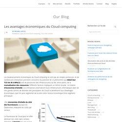 Les avantages économiques du Cloud computing -