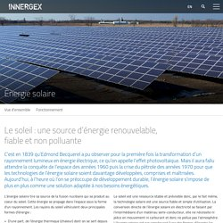 Avantages et fonctionnement de l'énergie solaire
