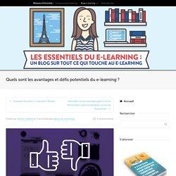 Quels sont les avantages et défis potentiels du e-learning ?