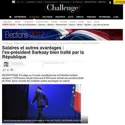 Ce que l'Etat versera à Sarkozy après son départ de l'Elysée