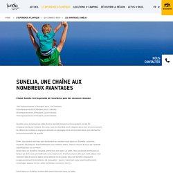 Les Avantages Sunelia - Camping l'Atlantique