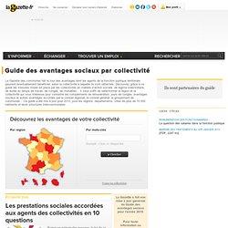 Guide des avantages sociaux, fonction publique territoriale